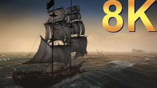 Assassin's Creed IV Black Flag 8K Maxed Gameplay High Resolution Gaming 4K | 5K | 8K and Beyond