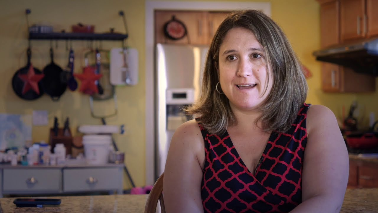 Clinical Trials: A mom: I didn't worry about disease progression then and I don't post trial.