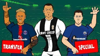 442oons Transfer Special feat. Hazard, Neymar, Ronaldo + more!