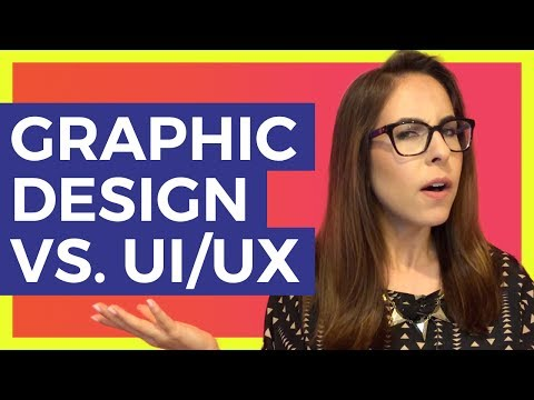 Working in Graphic Design vs UI/UX or Web Design