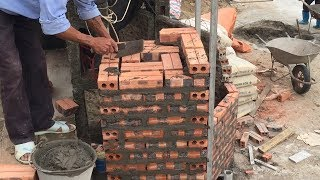 Building And Assembling Wood Stairs For House