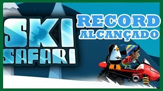 SKI SAFARI FLY 5000 METRES ON PENGUINS - LG L90
