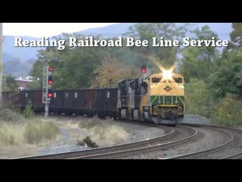 Reading Railroad Bee Line Service