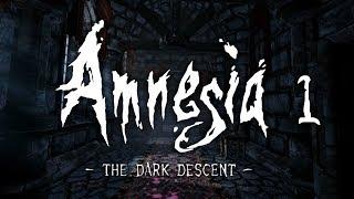 Nazywam się... | Amnesia: The Dark Descent #1