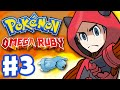 Pokemon Omega Ruby and Alpha Sapphire Gameplay Walkthrough Part 3 Team Magma Grunt