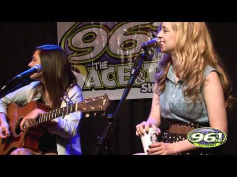 Megan and Liz - Interview (iHeartRadio Charlotte)