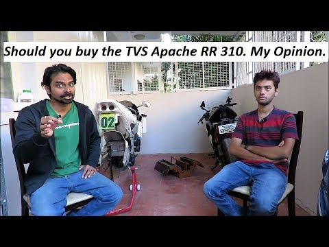 Should you buy the TVS Apache RR 310 Akula. My Opinion. Discussion review.