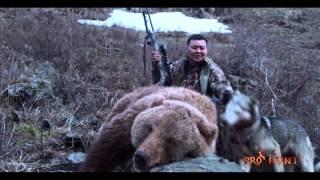 Охота на медведя и тетерева