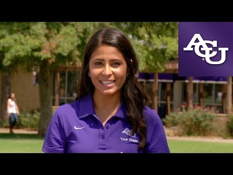 Schedule an ACU campus visit today!