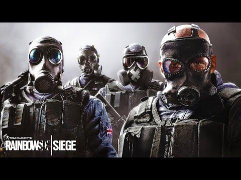 Rainbow Six Siege: Operation Black Ice!