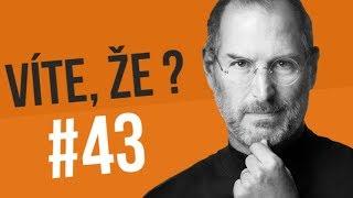 #43 ● VÍTE, ŽE...?