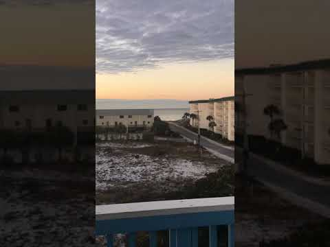 Balcony Sunrise
