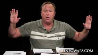 Alex Jones - Proof  Osama Bin Laden Death Another Gov