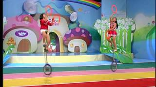 Xiếc xe đạp 1 bánh