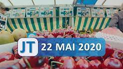 Le JT de Vélizy : 22 mai 2020