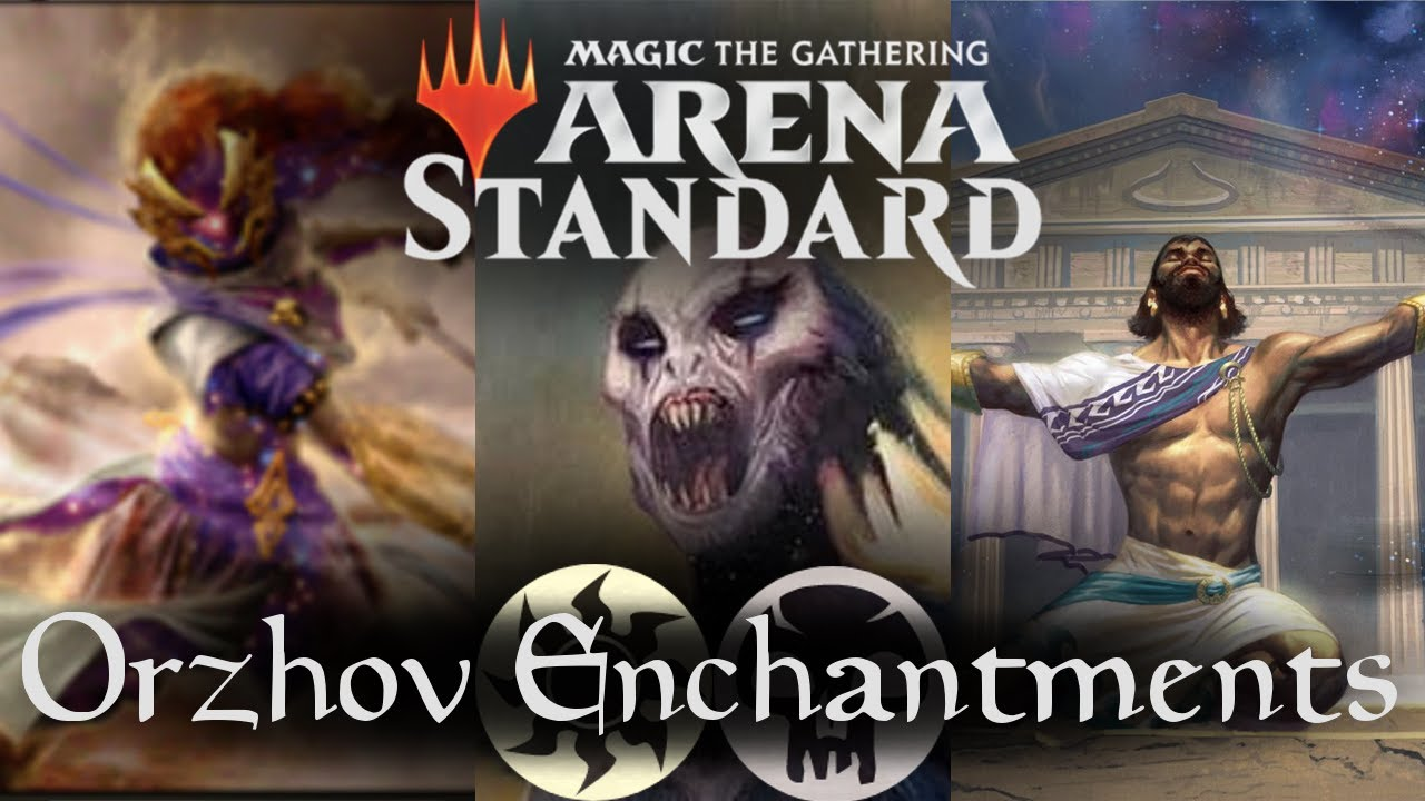 Orzhov Enchantments Mtg Arena Constructed Event 1 23 20 Youtube When he came to power in 978, he built a temple dedicated to 6 of his favorite slavic gods in order to not one of the gods in vladimir's temple, probably because he no longer existed at that time, but. youtube