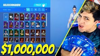 TEACHING MY FORTNITE INVENTORY (SKIN FREE)