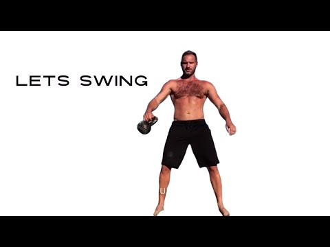 Lets Swing | Kettlebell Workout 40 Minutes