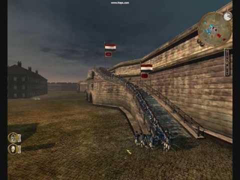 Siege Of Madrid Part 2: Empire Total war