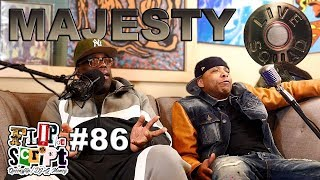 F.D.S #86 - MAJESTY - TALKS ABOUT WHAT REALLY HAPPENED BETWEEN TUPAC & STRETCH & THE AFTERMATH thumbnail
