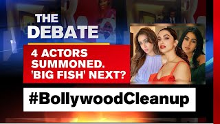 Bollywood 'A' Listers Summoned, NCB Begins Massive Clean-Up | The Debate