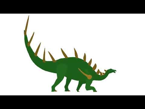PDFC - Kentrosaurus vs Proceratosaurus
