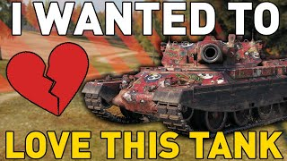 I Wanted to LOVE this Tank in World of Tanks!