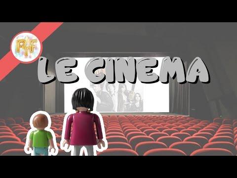 Film Playmobil - Le Cinéma