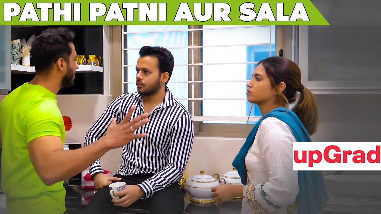 Download PATI PATNI AUR SAALA 3.0    Hyderabad Diaries    upGrad