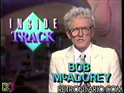 Inside Track with Bob McAdorey 1993