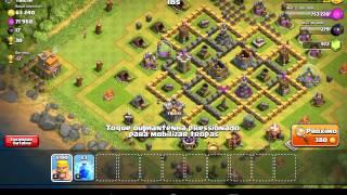 Clash of clans-vale a pena atacar de barbaros???!!