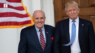 Donald Trump & Rudy Giuliani's Fading Friendship