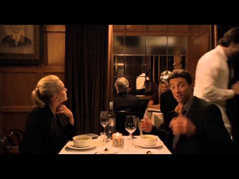 Movie 43 - Ball Chin Scene - Hugh Jackman & Kate Winslet