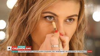 як зробити макіяж очей більше за допомогою макіяжу відео уроки