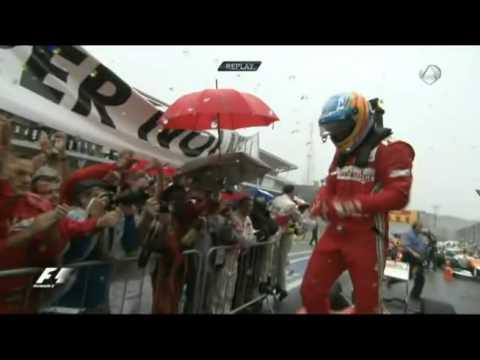 Gran Premio de Brasil F1 2012 (CARRERA COMPLETA) Parte 5