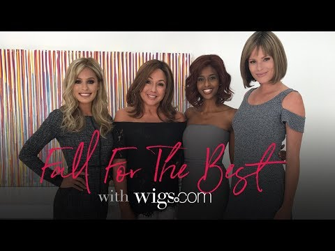 Fall For The Best Wigs - Wigs.com LIVE