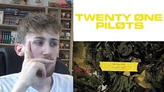 Twenty One Pilots - 'Nico and the Niners' Official Audio Reaction