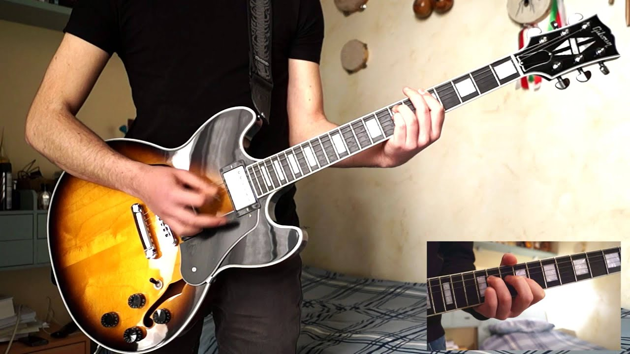every breaking wave u2 guitar cover youtube. Black Bedroom Furniture Sets. Home Design Ideas