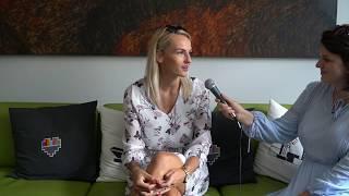 Justyna Święty-Ersetic w Katowicach