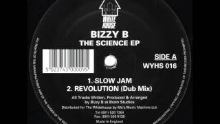 BIZZY B - SLOW JAM (White House Records)
