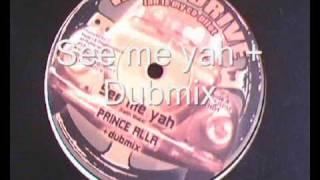 Prince Alla - See me yah + Dub (Hard Drive records)
