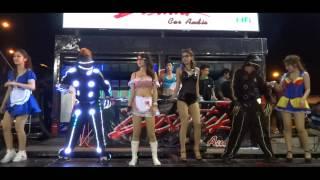 Hifi International Activity in 35th Motorshow Bangkok Thailand