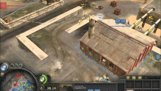 Company of Heroes Eastern Fronts British Commonwealth Game 1