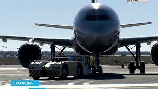 Самолет, летевший с Гоа в Ростов-на-Дону, вынужденно сел в Краснодаре