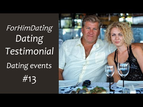 dating site events
