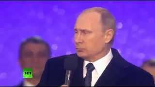 ШОК Путин о русских и украинцах