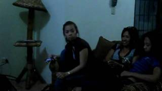IMEE THOMAS SINGING WITH JAY-R - PHILIPPINES JAN 2010