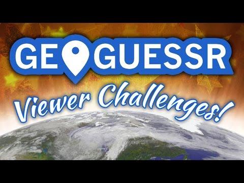 Pro Plays with Ather - GeoGuessr Viewer Challenges - Episode 590 (Millennium Bridge)