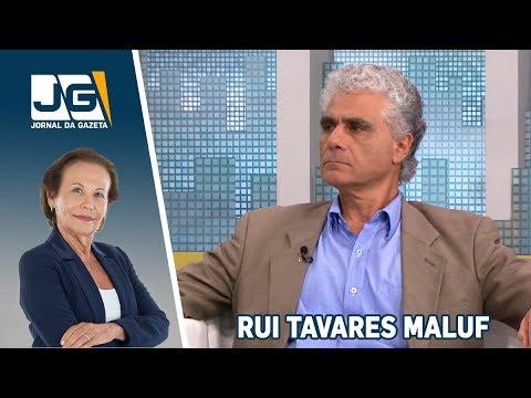 Maria Lydia entrevista o cientista político Rui Tavares Maluf, sobre as eleições.