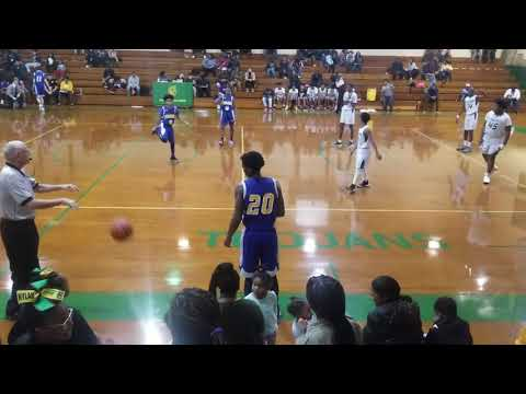 East Garner at Carnage Middle School Boys '18-'19(1)